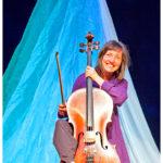 Anne Krickeberg: Cello (Foto: Marita Schnorbach)